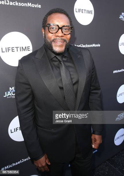 Actor Chad L Coleman attends Lifetime's Michael Jackson Searching for Neverland Premiere Event at Avalon on May 23 2017 in Hollywood California