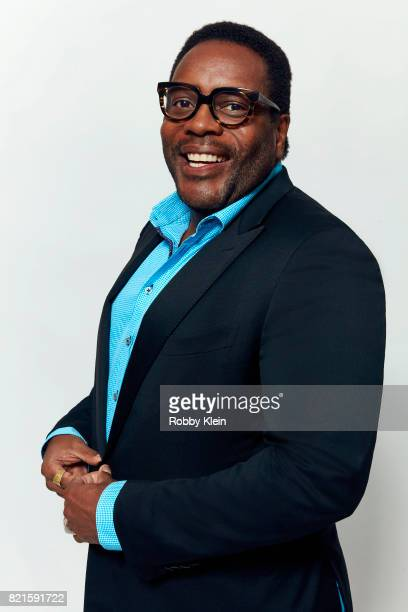 Actor Chad L Coleman of FOX's 'The Orville' poses for a portrait during ComicCon 2017 at Hard Rock Hotel San Diego on July 22 2017 in San Diego...