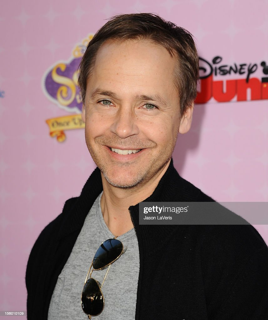 Actor Chad Lowe attends the premiere of 'Sofia The First: Once Upon a Princess' at Walt Disney Studios on November 10, 2012 in Burbank, California.