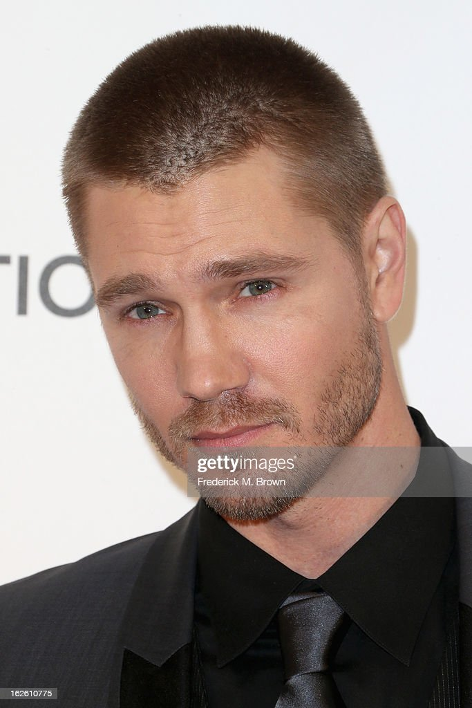 Actor Chad Michael Murray arrives at the 21st Annual Elton John AIDS Foundation's Oscar Viewing Party on February 24, 2013 in Los Angeles, California.