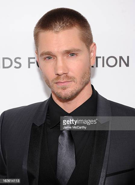 Actor Chad Michael Murray attends the 21st Annual Elton John AIDS Foundation Academy Awards Viewing Party at West Hollywood Park on February 24 2013...