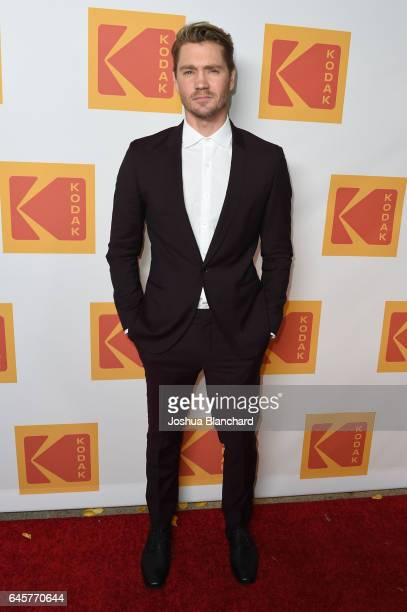 Actor Chad Michael Murray attends the Kodak OSCAR Gala LA at Nobu on February 26 2017 in Los Angeles California