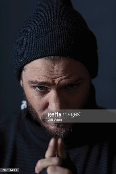Actor Chad Michael Murray of 'Outlaws and Angels' poses for a portrait at the 2016 Sundance Film Festival on January 25 2016 in Park City Utah