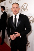 Actor Channing Tatum arrives at the 24th Annual Producers Guild Awards held at The Beverly Hilton Hotel on January 26 2013 in Beverly Hills California