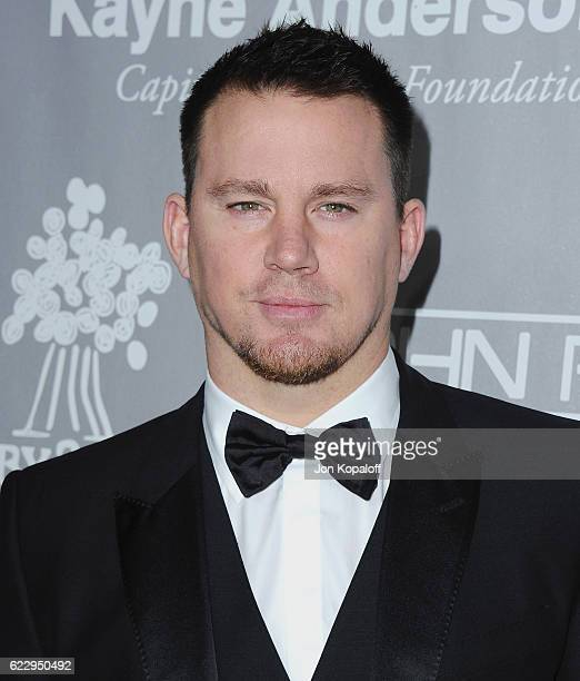 Actor Channing Tatum arrives at the 5th Annual Baby2Baby Gala at 3LABS on November 12 2016 in Culver City California