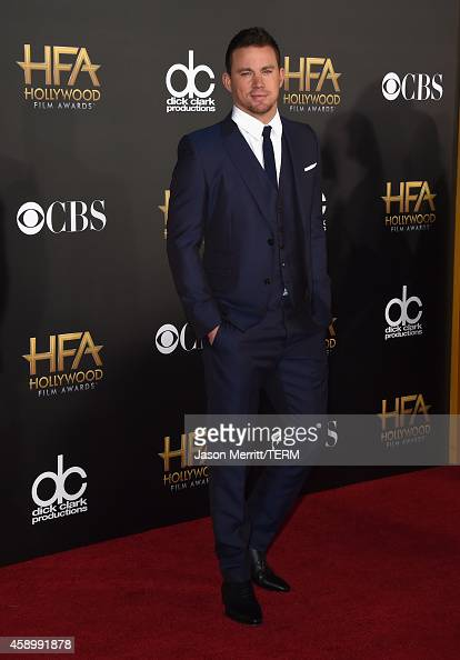 Actor Channing Tatum attends the 18th Annual Hollywood Film Awards at The Palladium on November 14 2014 in Hollywood California