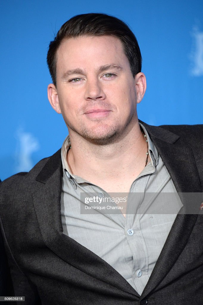Actor <a gi-track='captionPersonalityLinkClicked' href=/galleries/search?phrase=Channing+Tatum&family=editorial&specificpeople=549548 ng-click='$event.stopPropagation()'>Channing Tatum</a> attends the 'Hail, Caesar!' photo call during the 66th Berlinale International Film Festival Berlin at Grand Hyatt Hotel on February 11, 2016 in Berlin, Germany.