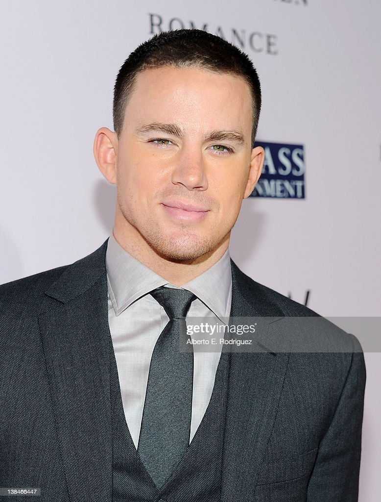 Actor <a gi-track='captionPersonalityLinkClicked' href=/galleries/search?phrase=Channing+Tatum&family=editorial&specificpeople=549548 ng-click='$event.stopPropagation()'>Channing Tatum</a> attends the premiere of Sony Pictures' 'The Vow' at Grauman's Chinese Theatre on February 6, 2012 in Hollywood, California.
