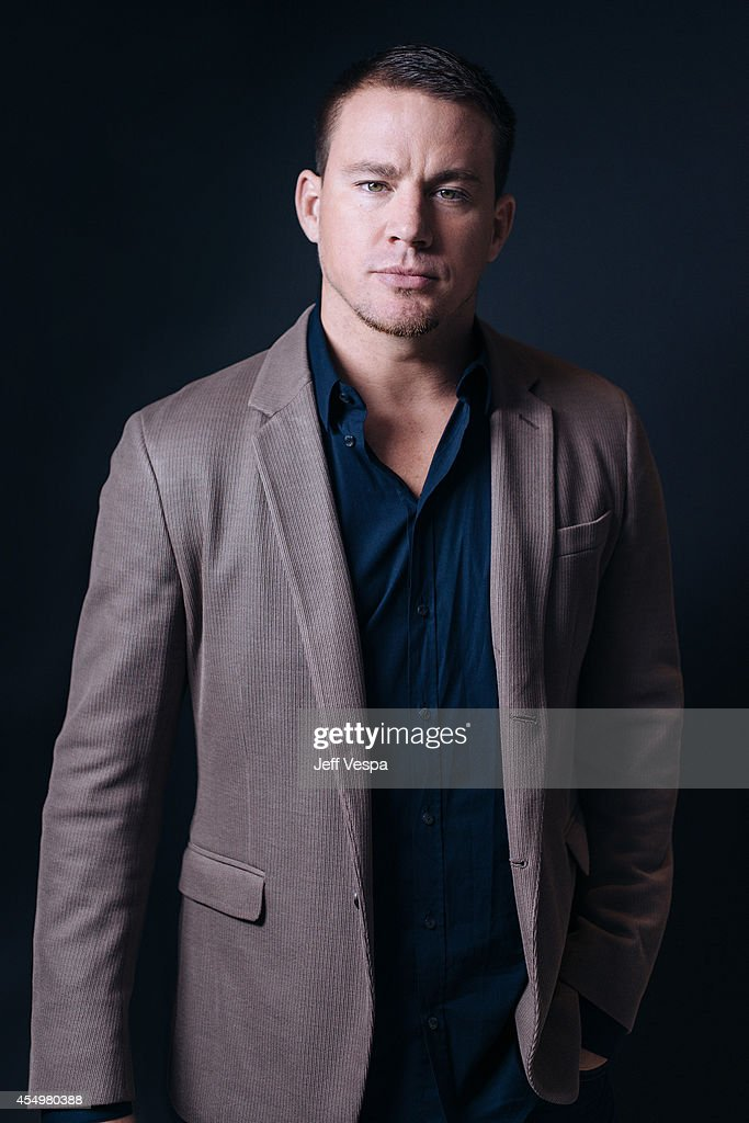 Actor <a gi-track='captionPersonalityLinkClicked' href=/galleries/search?phrase=Channing+Tatum&family=editorial&specificpeople=549548 ng-click='$event.stopPropagation()'>Channing Tatum</a> is photographed for a Portrait Session at the 2014 Toronto Film Festival on September 8, 2014 in Toronto, Ontario.