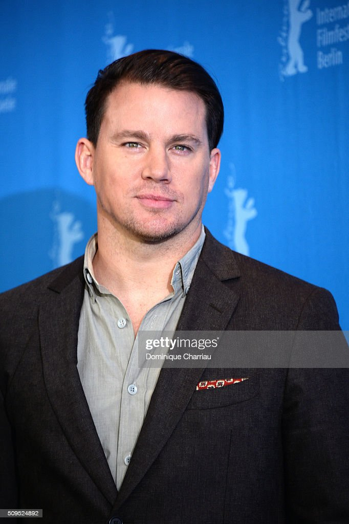 Actor <a gi-track='captionPersonalityLinkClicked' href=/galleries/search?phrase=Channing+Tatum&family=editorial&specificpeople=549548 ng-click='$event.stopPropagation()'>Channing Tatum</a> poses during the 'Hail, Caesar!' photo call during the 66th Berlinale International Film Festival Berlin at Grand Hyatt Hotel on February 11, 2016 in Berlin, Germany.
