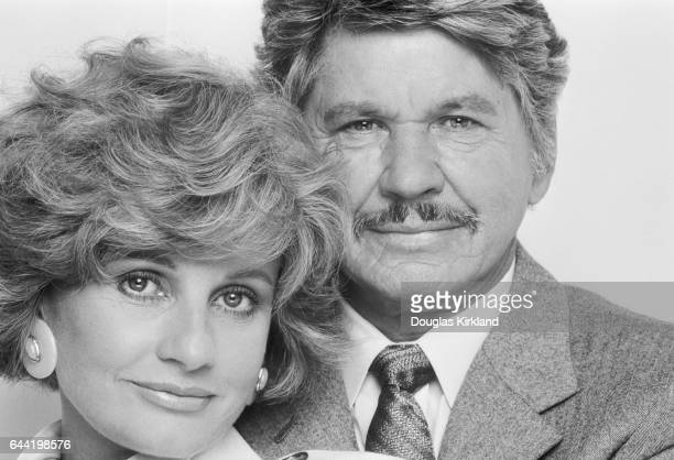 Actor Charles Bronson and wife Jill Ireland costar in the 1987 Peter Hunt film Assassination