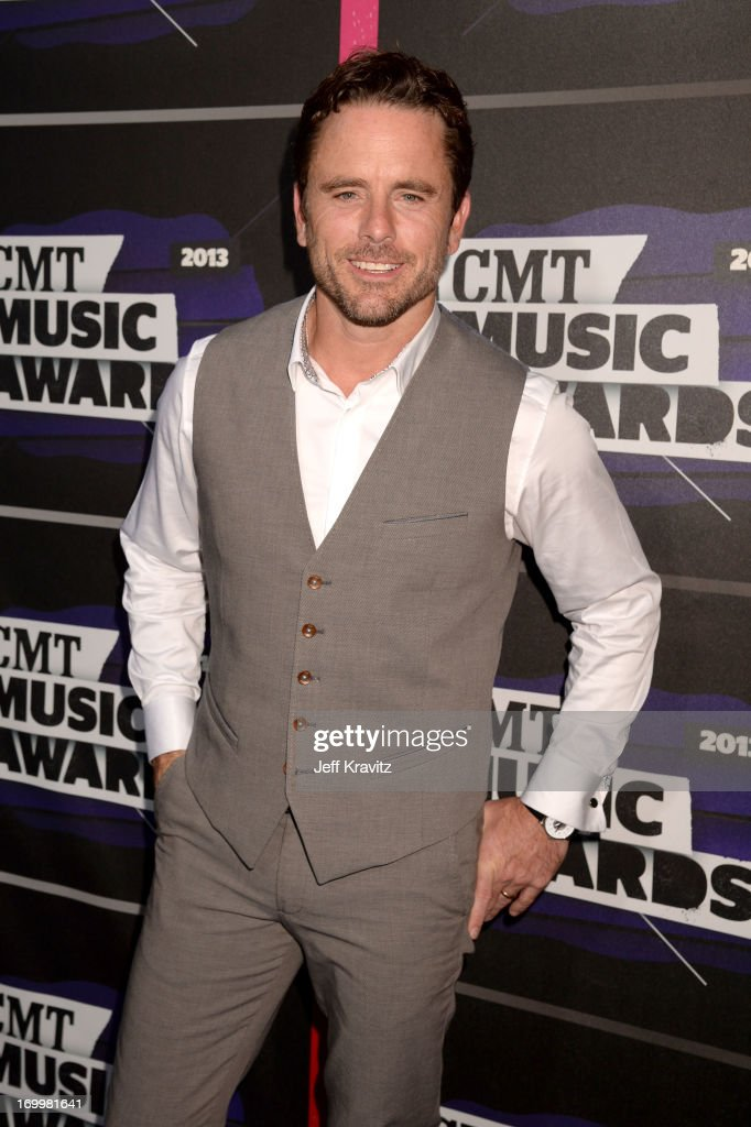 Actor Charles Esten arrives at the 2013 CMT Music Awards at the Bridgestone Arena on June 5, 2013 in Nashville, Tennessee.