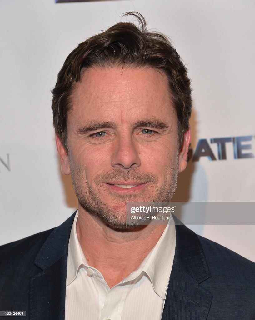 Actor Charles Esten atttends The Help Group's 17th Annual Teddy Bear Ball at The Beverly Hilton Hotel on April 23, 2014 in Beverly Hills, California.