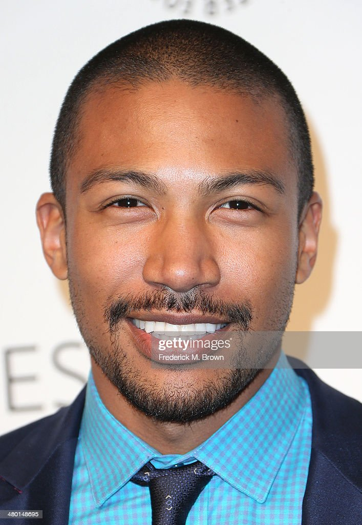 Actor Charles Michael Davis attends The Paley Center for Media's PaleyFest 2014 Honoring 'The Vampire Diaries' and 'The Originals' at the Dolby Theatre on March 22, 2014 in Hollywood, California.