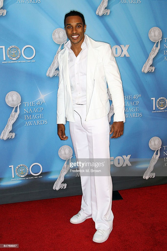 Actor Charles Porter arrives at the 40th NAACP Image Awards held at the Shrine Auditorium on February 12, 2009 in Los Angeles, California.