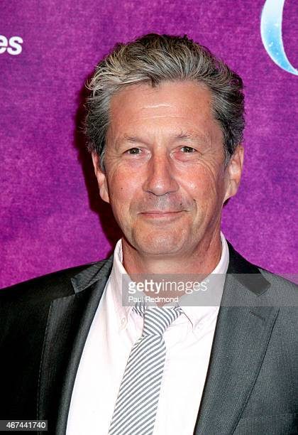 Actor Charles Shaughnessy arrives at 'Rodgers Hammerstein's Cinderella' Opening Night at Ahmanson Theatre on March 18 2015 in Los Angeles California