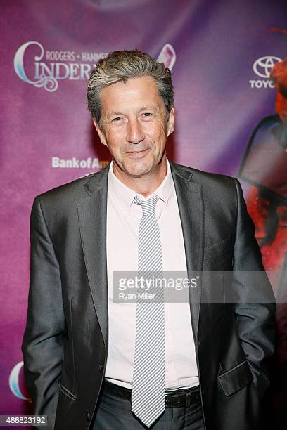 Actor Charles Shaughnessy arrives for the opening night performance of 'Rodgers Hammerstein's Cinderella' at Center Theatre Group/Ahmanson Theatre on...