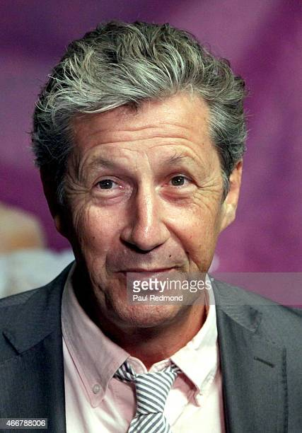 Actor Charles Shaughnessy attends 'Rodgers Hammerstein's Cinderella' Los Angeles Opening Night at Ahmanson Theatre on March 18 2015 in Los Angeles...