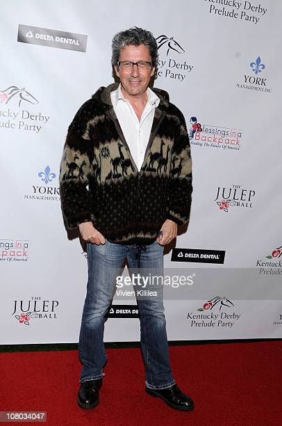 Actor Charles Shaughnessy attends the Kentucky Derby Prelude Party Arrivals at The London Hotel on January 13 2011 in West Hollywood California