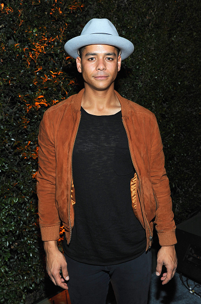 Charlie Barnett Stock Photos And Pictures Getty Images