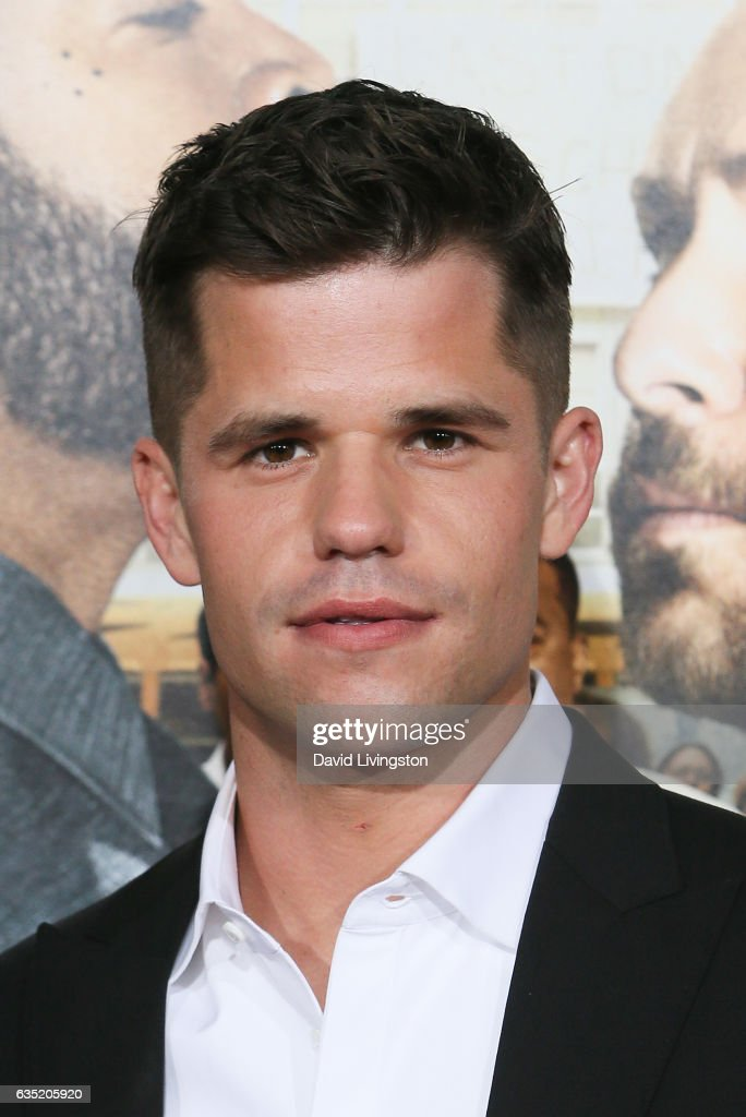 Actor Charlie Carver attends the premiere of Warner Bros. Pictures' 'Fist Fight' at Regency Village Theatre on February 13, 2017 in Westwood, California.