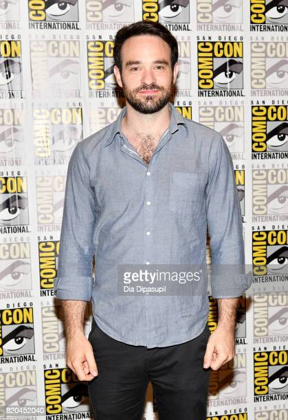 Actor Charlie Cox at Marvel's 'The Defenders' Press Line during ComicCon International 2017 at Hilton Bayfront on July 21 2017 in San Diego California