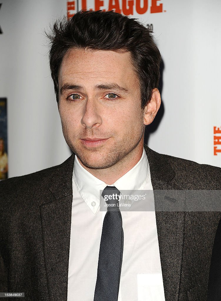 Actor Charlie Day attends the FX season premiere screenings for 'It's Always Sunny In Philadelphia' and 'The League' at ArcLight Cinemas Cinerama Dome on October 9, 2012 in Hollywood, California.