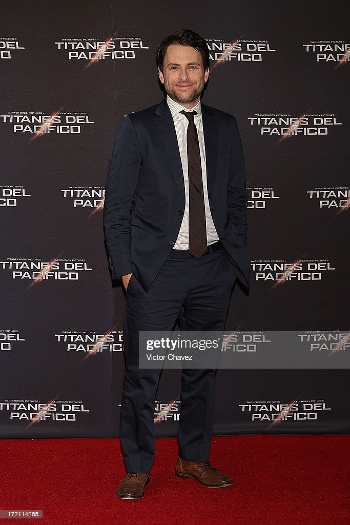 Actor Charlie Day attends the 'Pacific Rim (Titanes Del Pacifico)' Mexico City premiere at Reforma 222 on July 1, 2013 in Mexico City, Mexico.