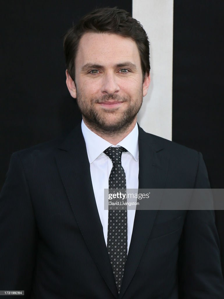 Actor <a gi-track='captionPersonalityLinkClicked' href=/galleries/search?phrase=Charlie+Day&family=editorial&specificpeople=537731 ng-click='$event.stopPropagation()'>Charlie Day</a> attends the premiere of Warner Bros. Pictures and Legendary Pictures' 'Pacific Rim' at the Dolby Theatre on July 9, 2013 in Hollywood, California.