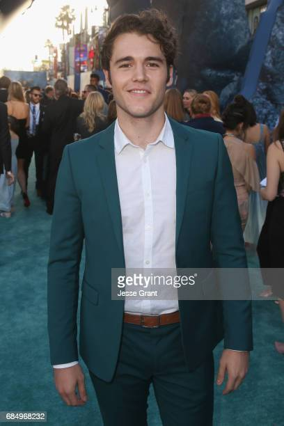 "Actor Charlie DePew at the Premiere of Disney's and Jerry Bruckheimer Films' ""Pirates of the Caribbean Dead Men Tell No Tales"" at the Dolby Theatre..."