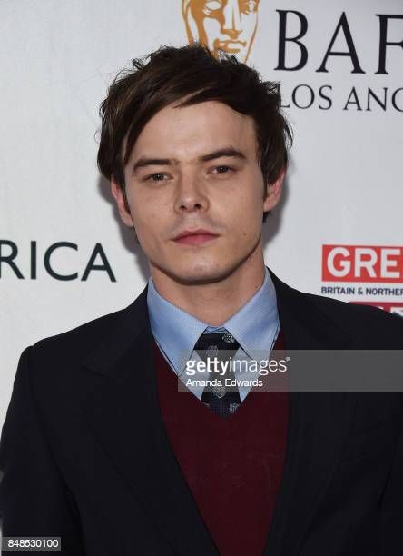 Actor Charlie Heaton arrives at the BBC America BAFTA Los Angeles TV Tea Party 2017 at The Beverly Hilton Hotel on September 16 2017 in Beverly Hills...