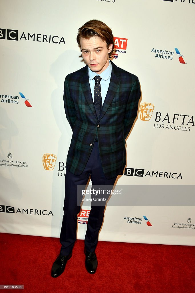 The BAFTA Tea Party - Arrivals