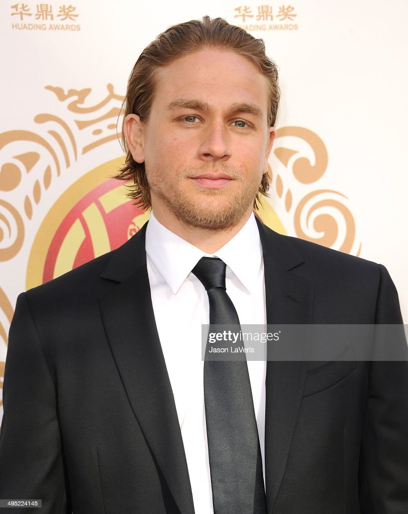 Actor <a gi-track='captionPersonalityLinkClicked' href=/galleries/search?phrase=Charlie+Hunnam&family=editorial&specificpeople=223913 ng-click='$event.stopPropagation()'>Charlie Hunnam</a> attends the 2014 Huading Film Awards at The Montalban on June 1, 2014 in Hollywood, California.