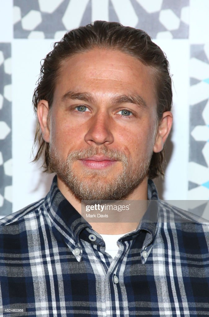 Actor <a gi-track='captionPersonalityLinkClicked' href=/galleries/search?phrase=Charlie+Hunnam&family=editorial&specificpeople=223913 ng-click='$event.stopPropagation()'>Charlie Hunnam</a> attends the Fox Summer TCA All-Star party held at the SOHO house on July 20, 2014 in West Hollywood, California.