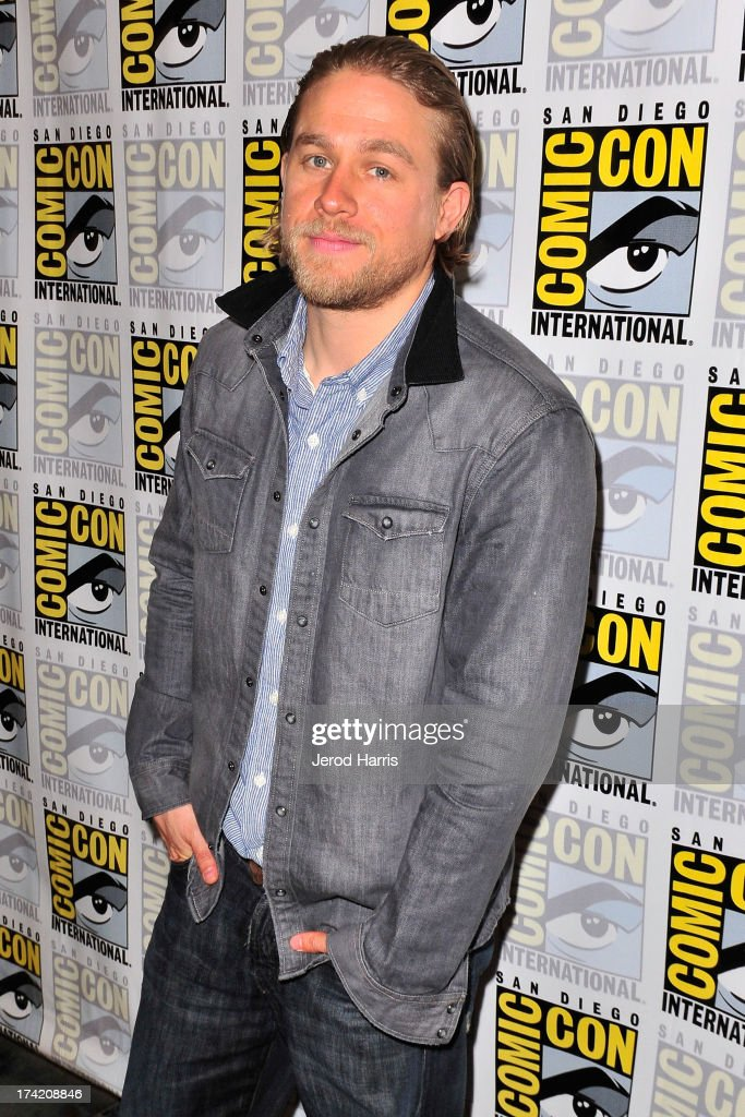 """Sons Of Anarchy"" Press Line - Comic-Con International 2013"