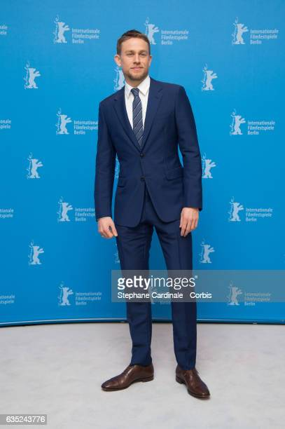 Actor Charlie Hunnam attends the 'The Lost City of Z' photo call during the 67th Berlinale International Film Festival Berlin at Grand Hyatt Hotel on...