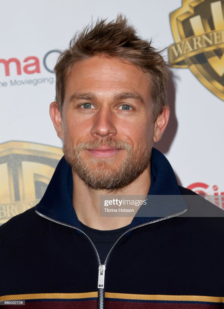 Actor Charlie Hunnam attends Warner Bros. Pictures 'The Big Picture', an exclusive presentation of our upcoming slate at The Colosseum at Caesars Palace during CinemaCon 2017 on March 29, 2017 in Las Vegas, United States.