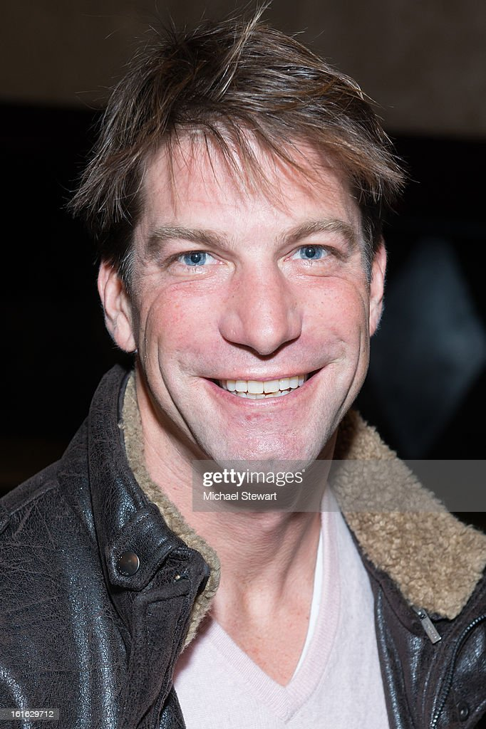 Actor Charlie O'Connell attends Philosophy By Natalie Ratabesi during fall 2013 Mercedes-Benz Fashion Week on February 13, 2013 in New York City.