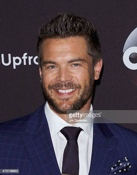 Actor Charlie Weber attends the 2015 ABC upfront presentation at Avery Fisher Hall at Lincoln Center for the Performing Arts on May 12 2015 in New...