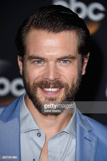 Actor Charlie Weber attends the Disney/ABC Television Group 2014 Television Critics Association Summer Press Tour at The Beverly Hilton Hotel on July...