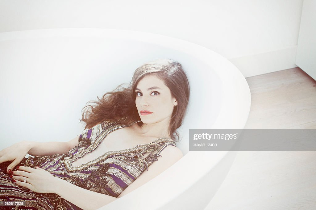 Actor Charlotte Riley is photographed for You magazine on November 15, 2012 in London, England.