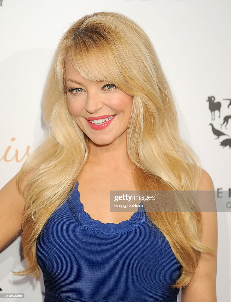 Actor <a gi-track='captionPersonalityLinkClicked' href=/galleries/search?phrase=Charlotte+Ross+-+Actress&family=editorial&specificpeople=217600 ng-click='$event.stopPropagation()'>Charlotte Ross</a> arrives at The Humane Society Of The United States 60th anniversary benefit gala at The Beverly Hilton Hotel on March 29, 2014 in Beverly Hills, California.