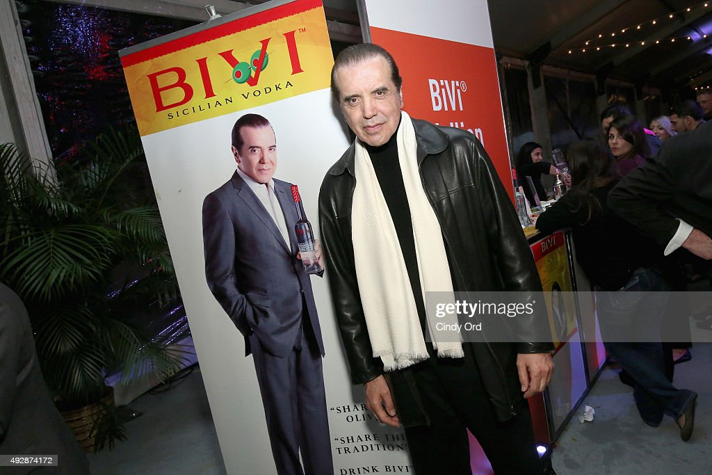 Actor Chazz Palminteri attends Giada De Laurentiis' Italian Feast presented by Ronzoni sponsored by The New York Post during Food Network Cooking...