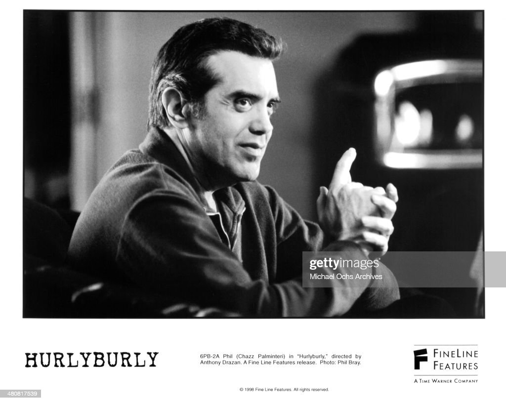 Actor Chazz Palminteri in a scene of the movie 'Hurlyburly ' circa 1998