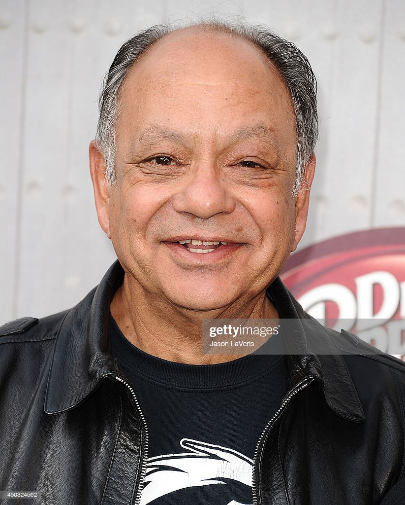 Actor <a gi-track='captionPersonalityLinkClicked' href=/galleries/search?phrase=Cheech+Marin&family=editorial&specificpeople=211528 ng-click='$event.stopPropagation()'>Cheech Marin</a> attends Spike TV's 'Guys Choice' Awards at Sony Studios on June 7, 2014 in Los Angeles, California.