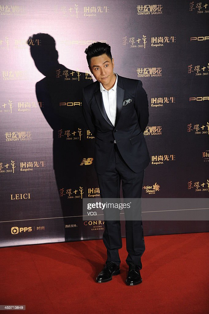 Actor <a gi-track='captionPersonalityLinkClicked' href=/galleries/search?phrase=Chen+Kun+-+Actor&family=editorial&specificpeople=11022020 ng-click='$event.stopPropagation()'>Chen Kun</a> attends Esquire Men Of The Year Awards 2013 at Oriental Theatre on December 4, 2013 in Beijing, China.