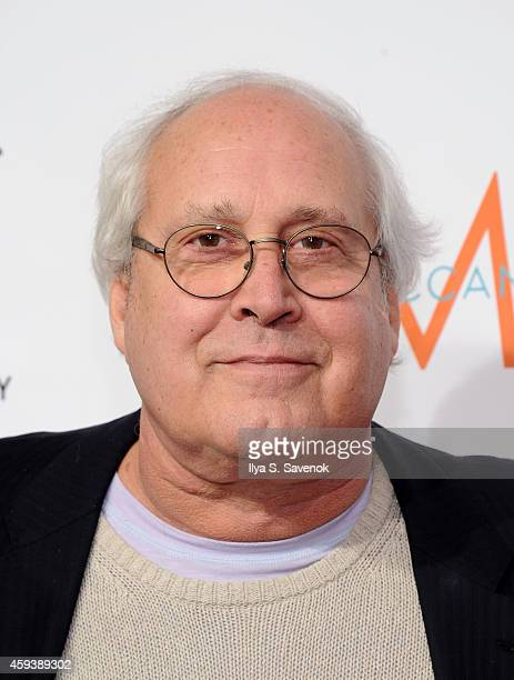 Actor Chevy Chase attends 'To the Rescue New York' 60th Anniversary Gala at Cipriani 42nd Street on November 21 2014 in New York City