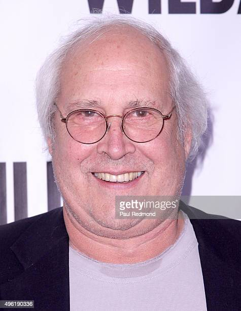 Actor Chevy Chase attends WildAid 2015 at Montage Hotel on November 7 2015 in Beverly Hills California