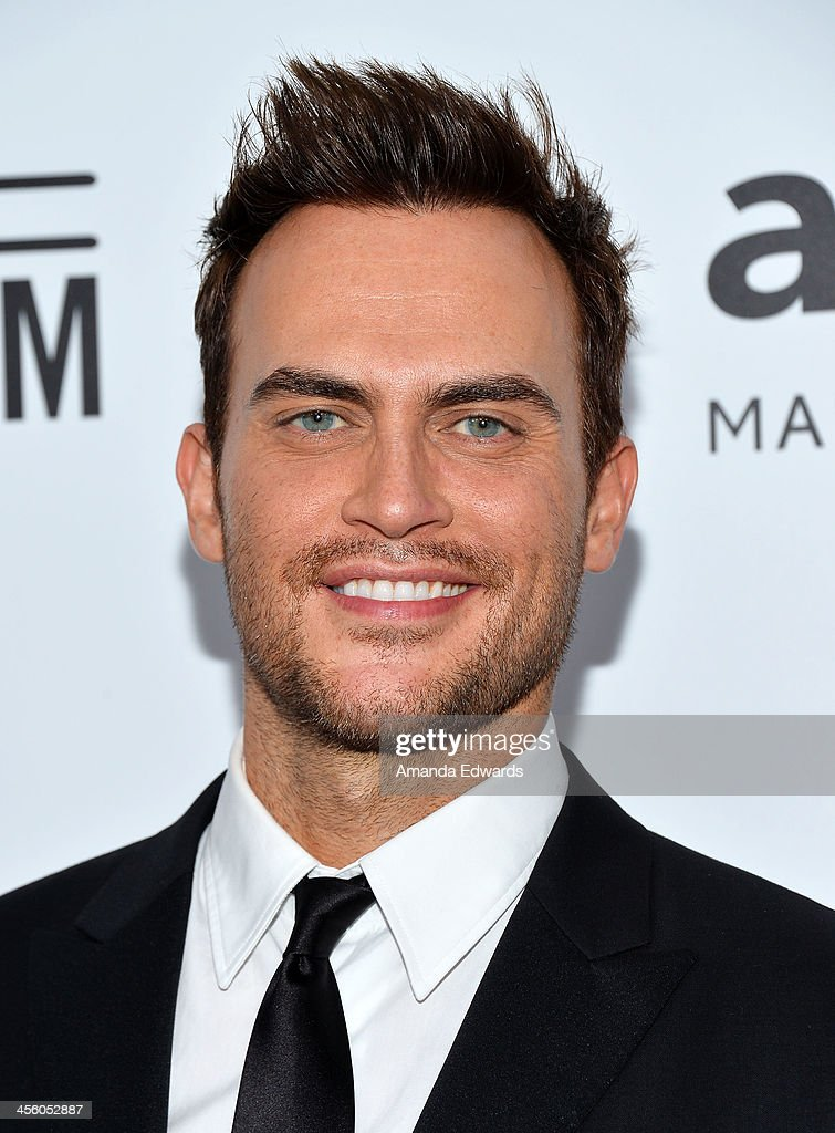 Actor <a gi-track='captionPersonalityLinkClicked' href=/galleries/search?phrase=Cheyenne+Jackson&family=editorial&specificpeople=216481 ng-click='$event.stopPropagation()'>Cheyenne Jackson</a> arrives at amfAR The Foundation for AIDS 4th Annual Inspiration Gala at Milk Studios on December 12, 2013 in Hollywood, California.