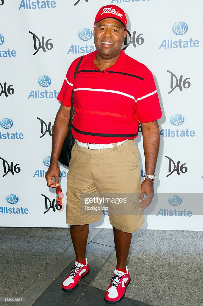 Actor Chi McBride attends the 2nd Annual Dennis Haysbert Humanitarian Foundation Celebrity Golf Classic at Lakeside Golf Club on August 26, 2013 in Burbank, California.
